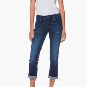 Paige Brigitte Boyfriend Crop Jeans